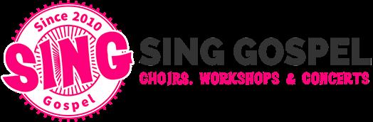 Sing Gospel Logo
